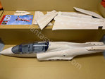 Viper Jet XL EDF Sonderedition ohne Bespannung/unwrapped